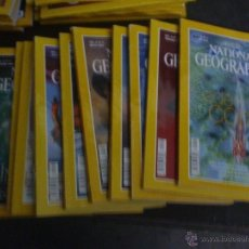 Coleccionismo de National Geographic: LOTE DE 12 REVISTAS NATIONAL GEOGRAPHIC COMPLETO AÑO 1999. Lote 42294465