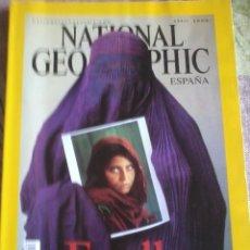 Coleccionismo de National Geographic: NATIONAL GEOGRAPHIC ESPAÑA. ES ELLA. ABRIL 2002. B4R. Lote 44150907