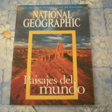 Coleccionismo de National Geographic: NATIONAL GEOGRAPHIC. PAISAJES DEL MUNDO. Lote 145937037