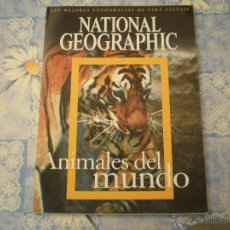 Coleccionismo de National Geographic: NATIONAL GEOGRAPHIC. ANIMALES DEL MUNDO. Lote 145936914