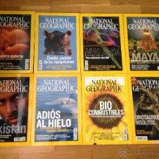 Coleccionismo de National Geographic: LOTE NATIONAL GEOGRAPHIC ESPAÑOLA 2007. Lote 44683897
