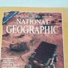 Coleccionismo de National Geographic: REVISTA NATIONAL GEOGRAPHIC. AGOSTO 1998. INCLUYE GAFAS 3D NUEVAS. Lote 44927913