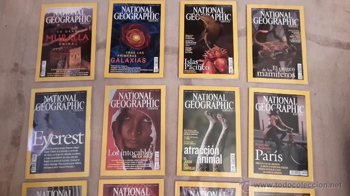 Coleccionismo de National Geographic: LOTE AÑO 2002 COMPLETO. REVISTA NATIONAL GEOGRAPHIC. 12 REVISTAS - Foto 2 - 45689996