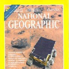 Coleccionismo de National Geographic: REVISTA NATIONAL GEOGRAPHIC ESPAÑOL - VOL. 3 Nº 3 - SEPTIEMBRE 1998 - REGRESO A MARTE - TITANIC -ETC. Lote 45693885