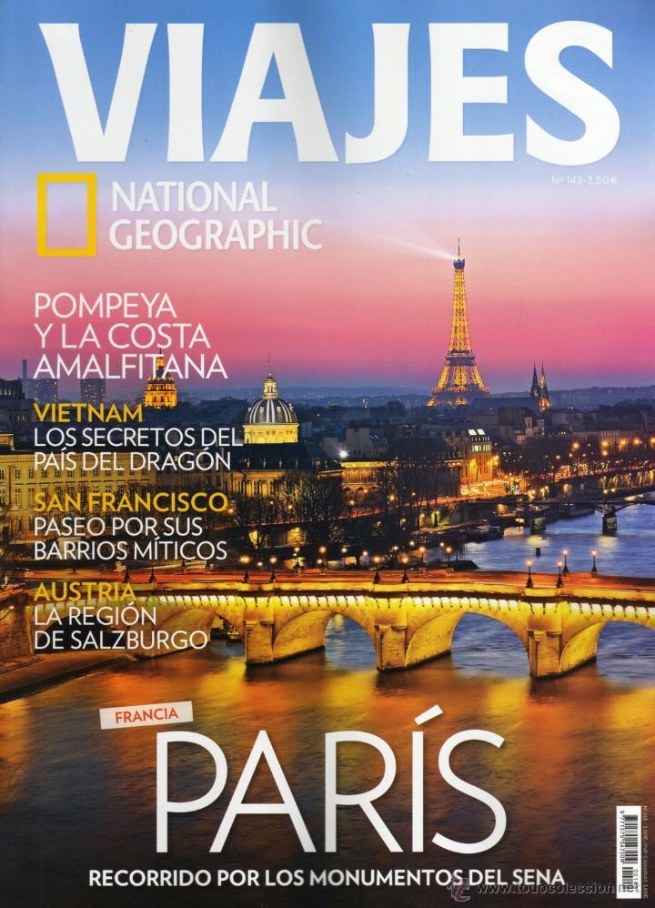 Viajes National Geographic N 143 En Portada Comprar