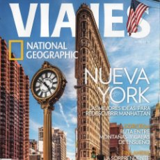 Coleccionismo de National Geographic: VIAJES NATIONAL GEOGRAPHIC N. 172 - EN PORTADA: NUEVA YORK (NUEVA). Lote 72107333