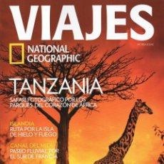 Coleccionismo de National Geographic: VIAJES NATIONAL GEOGRAPHIC N. 169 - EN PORTADA: TANZANIA (NUEVA). Lote 121957631