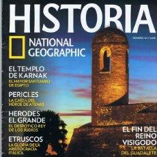 Coleccionismo de National Geographic: REVISTA HISTORIA NATIONAL GEOGRAPHIC Nº 101. PIRATAS Y CORSARIOS. EL SAQUEO DEL CARIBE ESPAÑOL. Lote 46846010