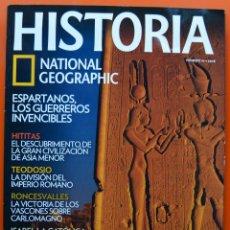 Coleccionismo de National Geographic: HISTORIA - NATIONAL GEOGRAPHIC - Nº 94 - CLEOPATRA - HITITAS - TEODOSIO - ISABEL LA CATOLICA. Lote 46884539