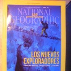 Coleccionismo de National Geographic: REVISTA NATIONAL GEOGRAPHIC JUNIO 2013. Lote 48776001