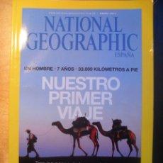 Coleccionismo de National Geographic: REVISTA NATIONAL GEOGRAPHIC ENERO 2014. Lote 48776071