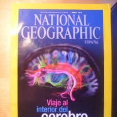 Coleccionismo de National Geographic: REVISTA NATIONAL GEOGRAPHIC ABRIL 2014. Lote 95274000
