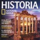 Coleccionismo de National Geographic: HISTORIA NATIONAL GEOGRAPHIC N. 133 - EN PORTADA: EL TESTAMENTO DE JULIO CESAR (NUEVA). Lote 136438970