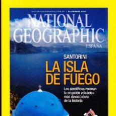 Collezionismo di National Geographic: REVISTA .. NATIONAL GEOGRAPHIC , LA ISLA DE FUEGO .. Lote 170991209