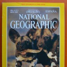 Sammeln von National Geographic - NATIONAL GEOGRAPHIC - MAYO 1999 - VOL 4 Nº 5 - LICAONES - EL MAR CASPIO - 49227957