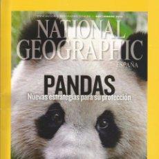 Coleccionismo de National Geographic: NATIONAL GEOGRAPHIC SEPTIEMBRE 9 / 2012 PANDAS: SU PROTECCIÓN EL FUTURO DE HONG KONG METEOROLOGÍA. Lote 49355385