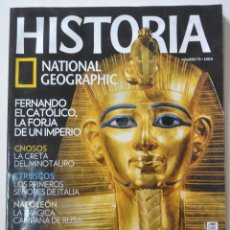Coleccionismo de National Geographic: REVISTA HISTORIA - NATIONAL GEOGRAPHIC Nº 73. Lote 50514885