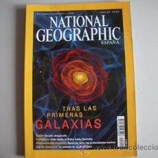 Coleccionismo de National Geographic: REVISTA NATIONAL - GEOGRAPHIC - ESPAÑA - AÑO - FEBRERO 2003 - TRAS PRIMERAS GALAXIAS -. Lote 51144360