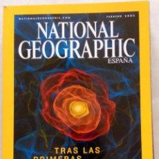 Coleccionismo de National Geographic: TRAS LAS PRIMERAS GALAXIAS. Lote 51694304