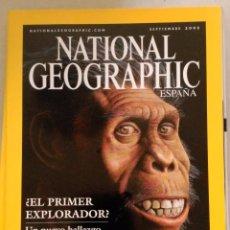 Coleccionismo de National Geographic: EL PRIMER EXPLPRADOR. Lote 51702871