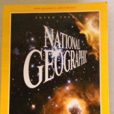 Coleccionismo de National Geographic: CELEBRANDO LA TIERRA Y MÁS ALLÁ.. Lote 51702987
