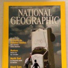 Coleccionismo de National Geographic: GENUINA-MENTE AMERICANO.. Lote 51703008