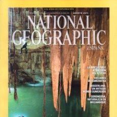 Coleccionismo de National Geographic: NATIONAL GEOGRAPHIC N. 33002 AGOSTO 2013 - EN PORTADA: MAYAS (NUEVA). Lote 58238381