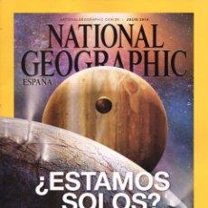 Coleccionismo de National Geographic: NATIONAL GEOGRAPHIC N. 35001 JULIO 2014 - PORTADA: VIDA MAS ALLA DE LA TIERRA (NUEVA). Lote 178868981