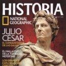 Coleccionismo de National Geographic: HISTORIA NATIONAL GEOGRAPHIC N. 141 - EN PORTADA: JULIO CESAR (NUEVA). Lote 122999648
