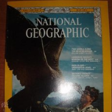 Coleccionismo de National Geographic: NATIONAL GEOGRAPHIC EN INGLES. MAY 1971. Lote 52599341