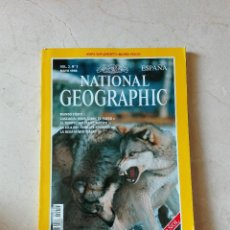 Coleccionismo de National Geographic: REVISTA NATIONAL GEOGRAPHIC VOL2,N°5 MAYO 1998. Lote 53298972