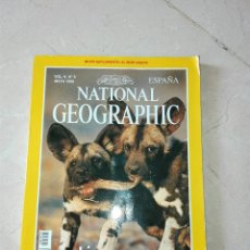 Coleccionismo de National Geographic: REVISTA NATIONAL GEOGRAPHIC VOL.4,N°5 MAYO 1999. Lote 53299328
