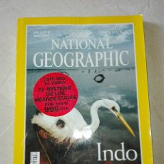 Coleccionismo de National Geographic: REVISTA NATIONAL GEOGRAPHIC VOL.6,N°6, JULIO 2000. Lote 53299409