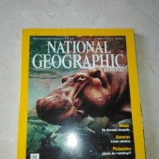 Coleccionismo de National Geographic: NATIONAL GEOGRAPHIC NOVIEMBRE 2001. Lote 53299464
