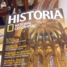 Coleccionismo de National Geographic: Nº 64 LA EUROPA DE LAS CATEDRALES. Lote 53512105