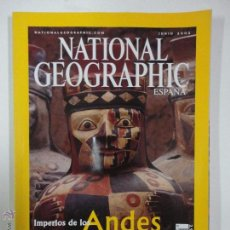 Coleccionismo de National Geographic: NATIONAL GEOGRAPHIC. VOL. 10. Nº 6.. Lote 53548580