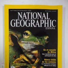 Coleccionismo de National Geographic: NATIONAL GEOGRAPHIC. VOL. 7. Nº 4.. Lote 53548855