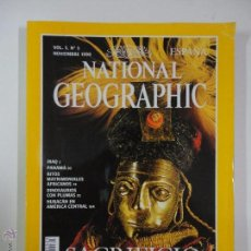 Coleccionismo de National Geographic: NATIONAL GEOGRAPHIC. VOL. 5. Nº 5.. Lote 53549060