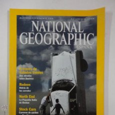Coleccionismo de National Geographic: NATIONAL GEOGRAPHIC. VOL. 7. Nº 6.. Lote 53549383