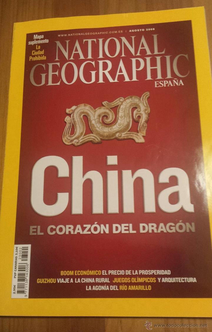National Geographic China El Coraz N Del Drag Comprar National