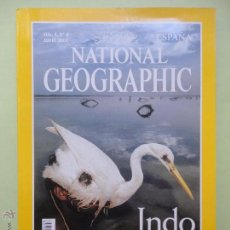 Collectionnisme de National Geographic: NATIONAL GEOGRAPHIC. VOL. 6. Nº 6.. Lote 53910241