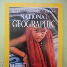 Collectionnisme de National Geographic: NATIONAL GEOGRAPHIC. VOL. 4. Nº 6.. Lote 53910935