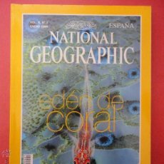 Collectionnisme de National Geographic: NATIONAL GEOGRAPHIC. VOL. 4. Nº 1.. Lote 53911053