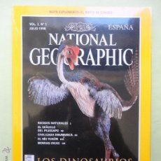 Collectionnisme de National Geographic: NATIONAL GEOGRAPHIC. VOL. 3. Nº 1.. Lote 53911645