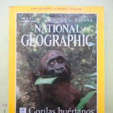 Coleccionismo de National Geographic: NATIONAL GEOGRAPHIC. VOL. 6. Nº 2.. Lote 53913199