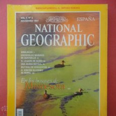 Coleccionismo de National Geographic: NATIONAL GEOGRAPHIC. VOL. 1. Nº 2.. Lote 53914081