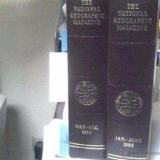 Coleccionismo de National Geographic: NATIONAL GEOGRAPHIC 1999 EN INGLÉS. Lote 53950008