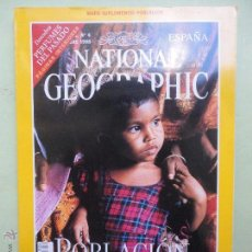 Coleccionismo de National Geographic: NATIONAL GEOGRAPHIC. AÑO 1998. Nº 4.. Lote 53950705