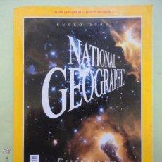 Coleccionismo de National Geographic: NATIONAL GEOGRAPHIC. ENERO 2000. Lote 53950741