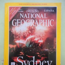 Coleccionismo de National Geographic: NATIONAL GEOGRAPHIC. AGOSTO 2000. Lote 53950874